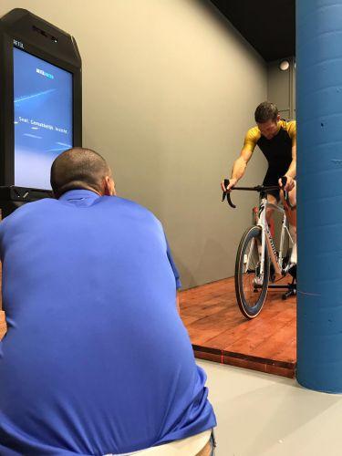 bike fitting retul