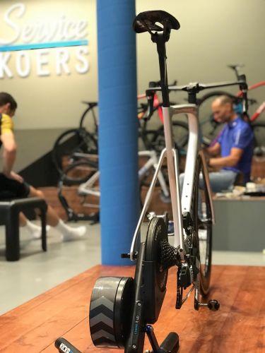 bike fitting winkel