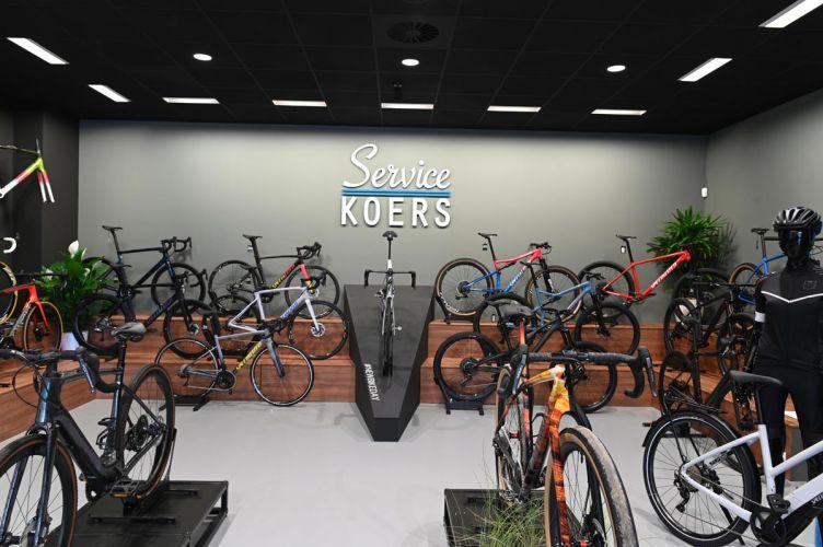 specialized fietsenwinkel