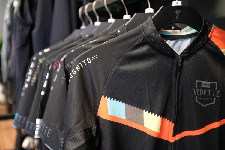 Vedette Incognito fietsshirts