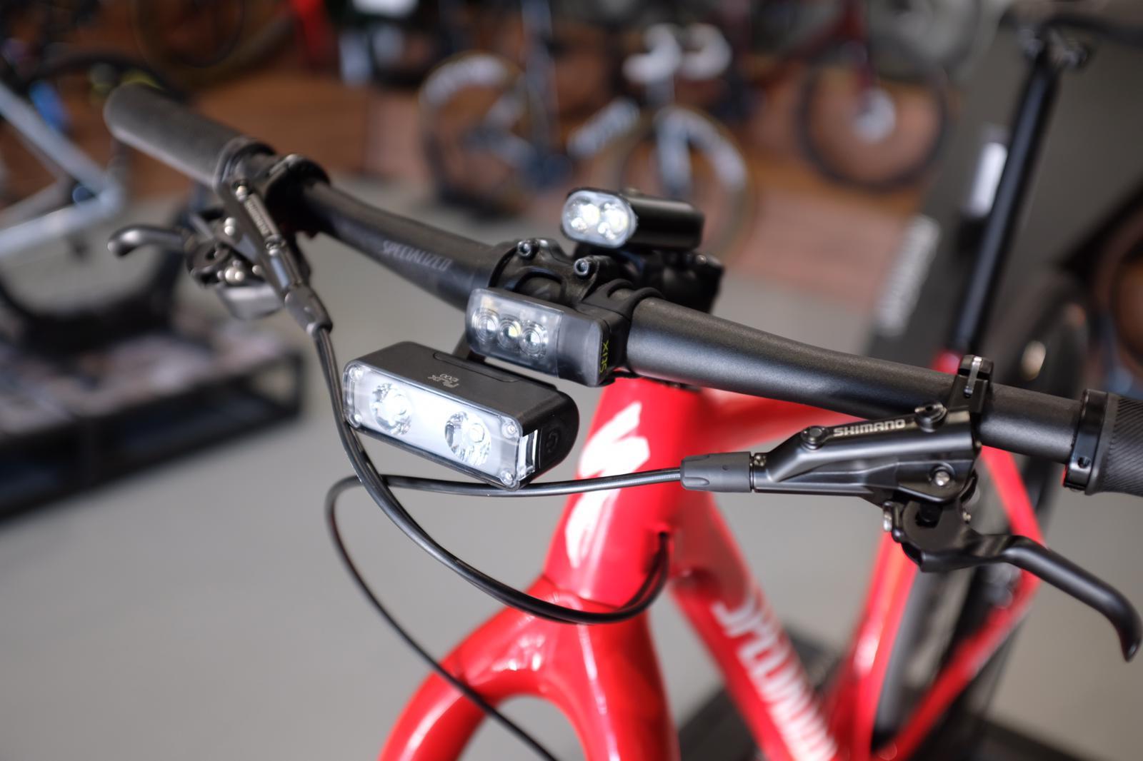Goede fietsverlichting